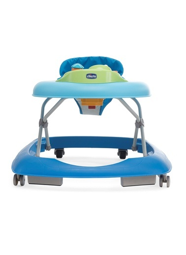 Raınbow Baby Walker Blue-Chicco